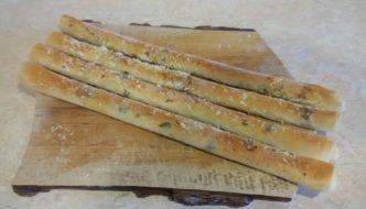 palitos con sabor a pizza de anchoa