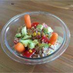 quinoa en ensalada