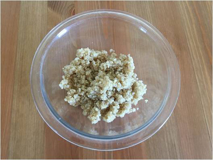 quinoa hervida