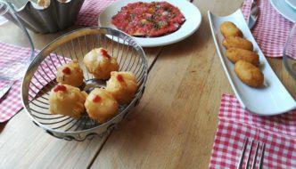 Tapas cocina andaluza