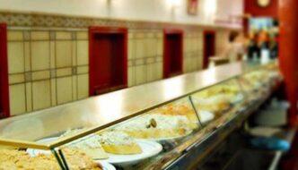 Jurucha bar de tapas Madrid