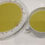 crema de calabacin | recetas de otoño