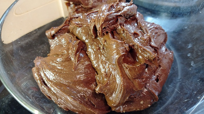 masa para pastel de chocolate en thermomix