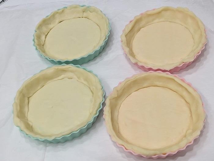 mini moldes para tartaletas