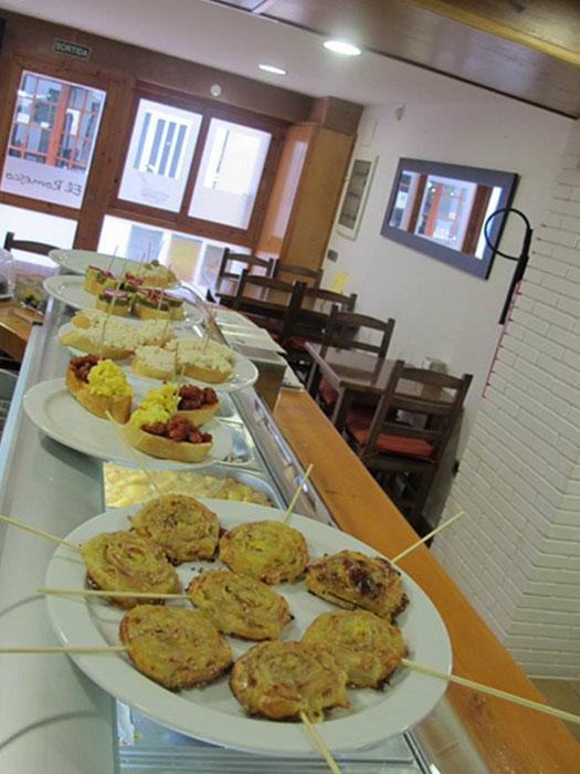 restaurante romesco calafell