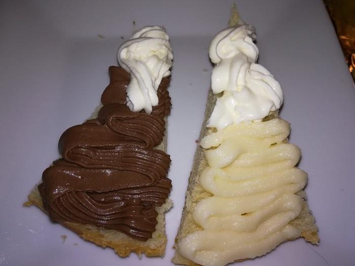 roscon de reyes con trufa crema y nata